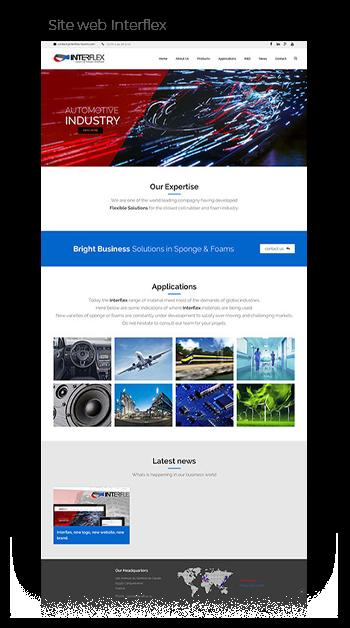 webdesign redthink